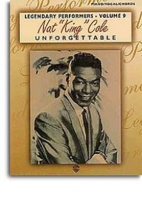 NAT KING COLE UNFORGETTABLE PVG