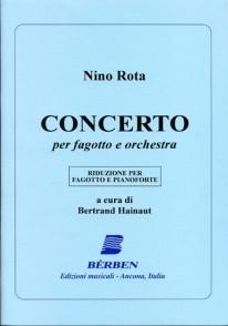 ROTA N. CONCERTO BASSON