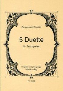 ROSSINI G. DUETTE TROMPETTES