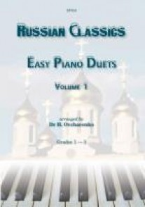 RUSSIAN CLASSICS PIANO DUETS VOL 1