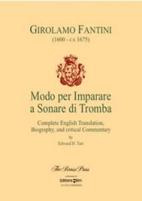 FANTINI G. MODO PET IMPARARE A SONARE DI TROMBA TROMPETTE