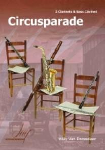 VAN DORSSELAER W. CIRCUS PARADE CLARINETTES