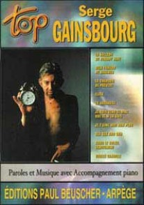 TOP GAINSBOURG PVG