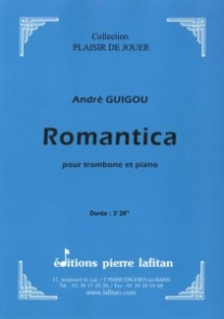 GUIGOU A. ROMANTICA TROMBONE
