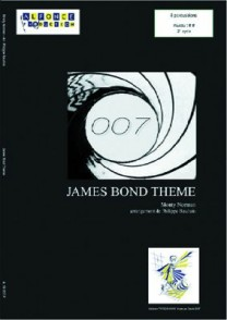 NORMAN M. JAMES BOND THEME 8 PERCUSSIONS