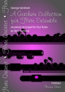 A GERSHWIN COLLECTION FOR FLUTE ENSEMBLE
