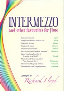 INTERMEZZO AND OTHER FAVOURITES FOR FLUTE