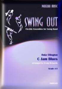 ELLINGTON D. C JAM BLUES FOR SWING BAND