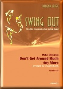 ELLINGTON D. DON'T GET AROUND MUCH - ANY MORE SWING BAND