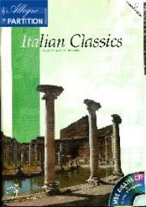 ITALIAN CLASSICS VIOLON OU ACCORDEON
