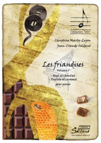 MARTY-LEJON C./CHANOU M. LES FRIANDISES VOL 1 PIANO