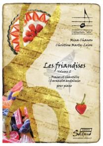 MARTY-LEJON C./CHANOU M. LES FRIANDISES VOL 2 PIANO