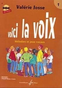 JOSSE V. VOICI LA VOIX VOL 1