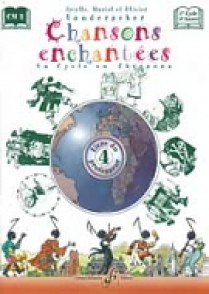 VONDERSCHER A. M. O. CHANSONS ENCHANTEES VOL 4 PROF