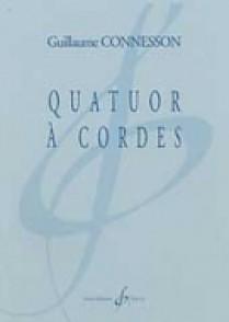 CONNESSON G. QUATUOR A CORDES