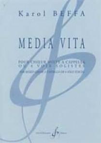 BEFFA K. MEDIA VITA CHANT