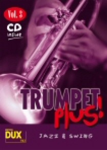 TRUMPET PLUS VOL 3 JAZZ SWING