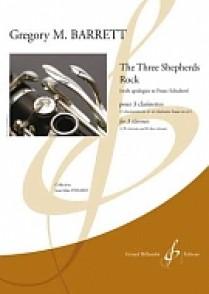 BARRETT G.M. THE THREE SHEPERDS ROCK CLARINETTE