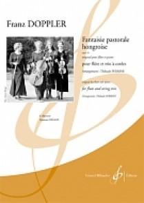 DOPPLER A.F. FANTAISIE PASTORALE HONGROISE POUR QUATUOR