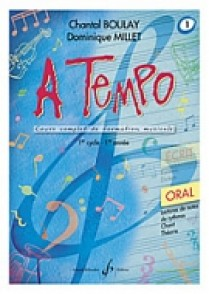 BOULAY C./MILLET D. A TEMPO VOL 1 ORAL
