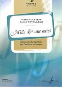 HOLSTEIN A./RETAILLEAU A. MILLE & UNE OUIES VOL 2