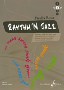 ROUX F. RHYTHM'N JAZZ VOL 3