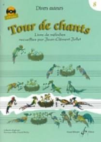 JOLLET J.C. TOUS DE CHANTS VOL 8