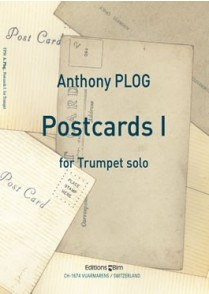 PLOG A. POSTCARDS I TROMPETTE