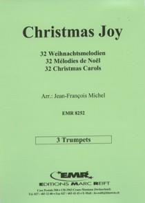 MICHEL J.F. CHRISTMAS JOY TROMPETTES
