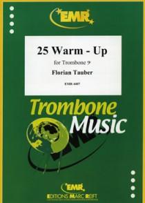 TAUBER F. WARM-UP TROMBONE