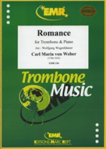 WEBER C.M. ROMANCE TROMBONE