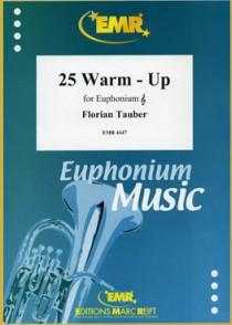 TAUBER F. WARM-UP EUPHONIUM