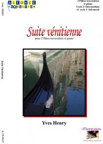 HENRY Y. SUITE VENITIENNE 2 FLUTES