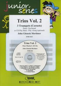 TRIOS VOL 2 TROMPETTES
