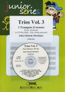 TRIOS VOL 3 TROMPETTES