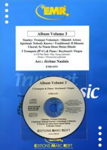 ALBUM VOL 3 TROMPETTES