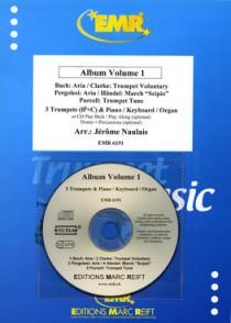 ALBUM VOL 1 TROMPETTES