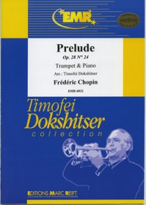 CHOPIN F. PRELUDE OP 28 N°24 TROMPETTE