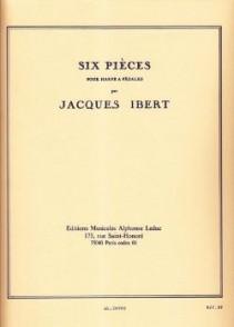 IBERT J. SIX PIECES HARPE