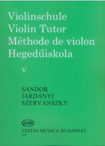 SANDOR METHODE DE VIOLON VOL 5