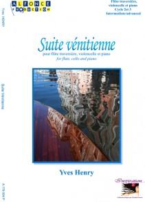 HENRY Y. SUITE VENITIENNE TRIO