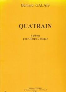 GALAIS B. QUATRAIN HARPE
