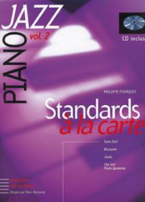 FOURQUET P. STANDARDS A LA CARTE VOL 2