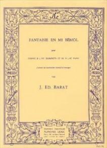 BARAT J. FANTAISIE EN MIB TROMPETTE
