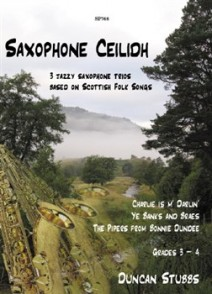 SAXOPHONE CEILIDH SCOTTISH JAZZ FOLK SAXOS