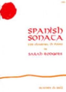 RODGERS S. SPANISH SONATA CLARINETTE