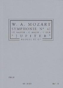 MOZART W.A. SYMPHONIE N°41 P.P.