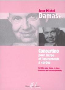 DAMASE J.M. CONCERTINO HARPE