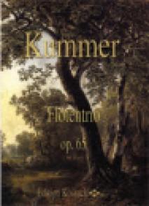 KUMMER C. FLOTENTRIO OP 65 3 FLUTES
