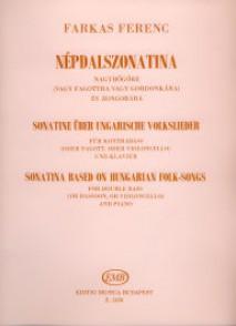 FARKAS F. NEPDALSZONATINA CONTREBASSE